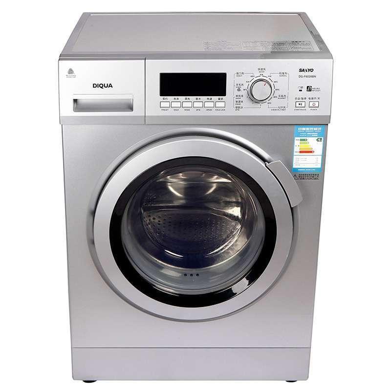 三洋(sanyo) dg-f6026bn 6公斤 滚筒洗衣机