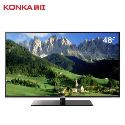 IPS屏:KONKA 康佳 LED48M1200AF 48寸LED液晶电视 ¥3098