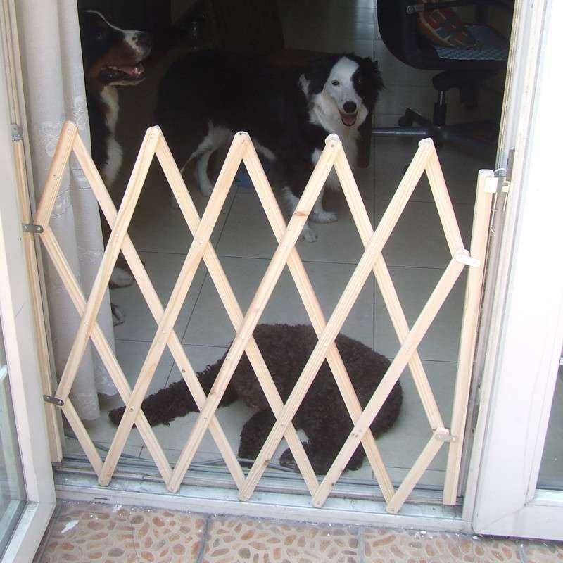 安装方便 狗狗木栅栏