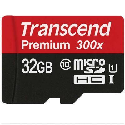 Transcend 创见 Micro SDHC10 32G 存储卡¥69.9