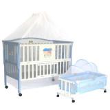 SC628 高级多功能木制婴儿木床