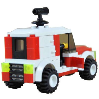 【】万格乐高式 益智拼装积木玩具