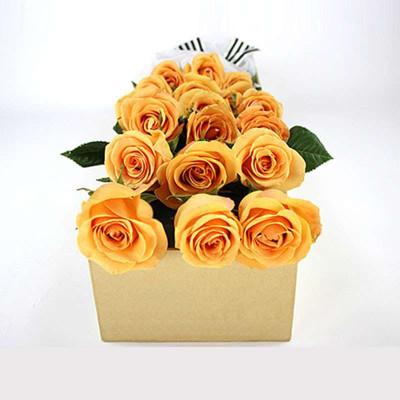 那些花儿简谱钢琴简谱-鲜花速递 18枝厄瓜多尔皇家顶级黄
