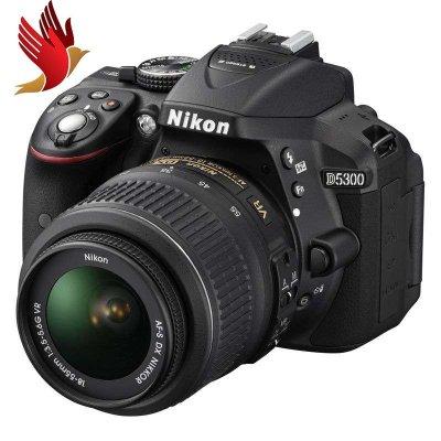 尼康 数码单反相机 D5300 18-55mm套机¥4099
