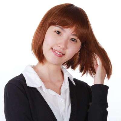 包邮假发短发女生齐刘海bobo头高温丝甜美可爱型波波