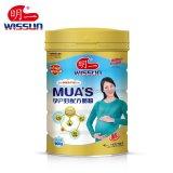 wissun 明一正品金装孕产妇配方奶粉 妈妈牛奶粉900g罐装