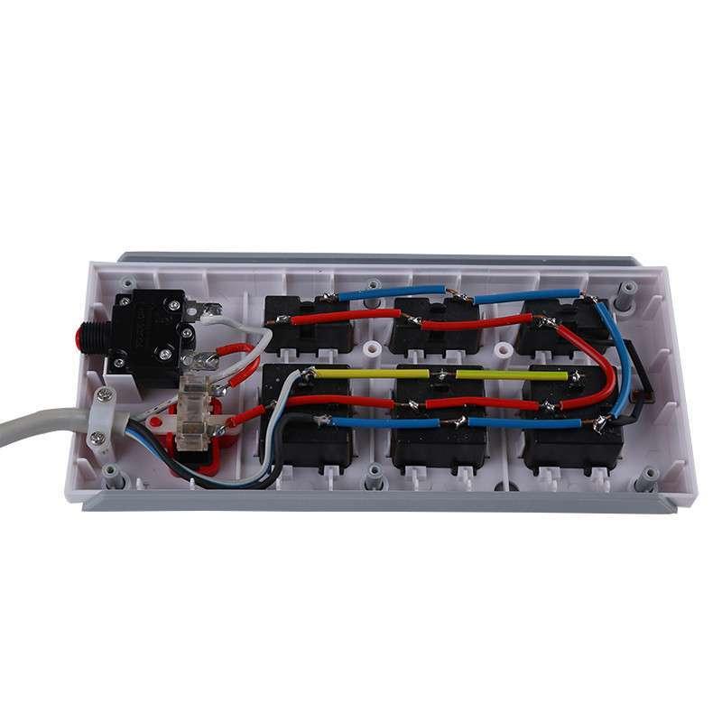 装电池的电器怎么改装成插电源的