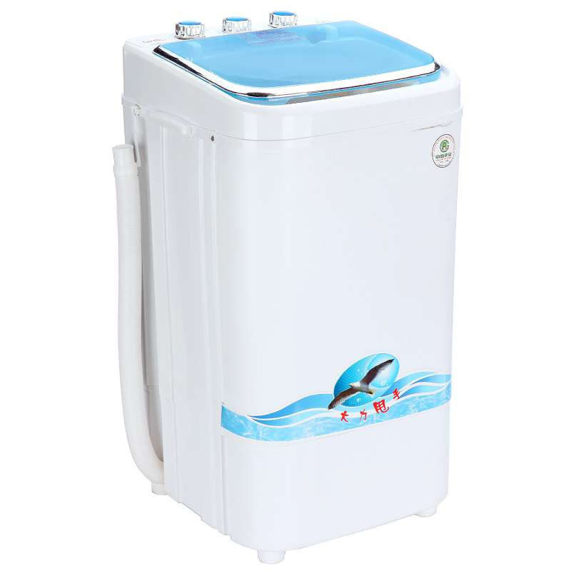 威力半自动单桶洗衣机xpb40-288a9