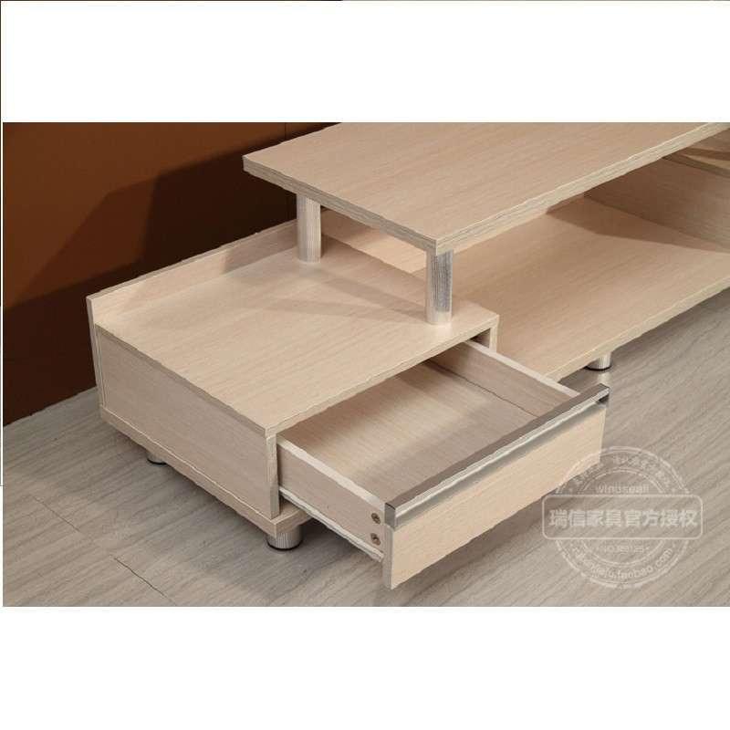 瑞信家具品牌小电视柜 木质组合柜 宜家风格现代简约客厅矮柜地柜
