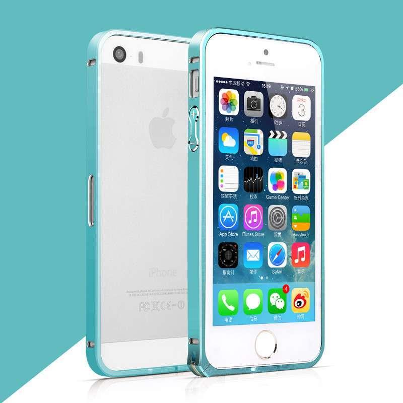 iphone5/5s手机壳 金属边框