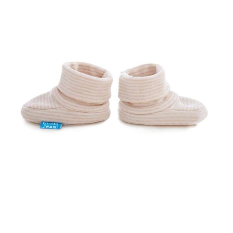 高帮婴儿鞋钩法图解4到6个月