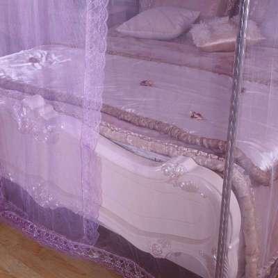 紫色欧式公主装修效果图