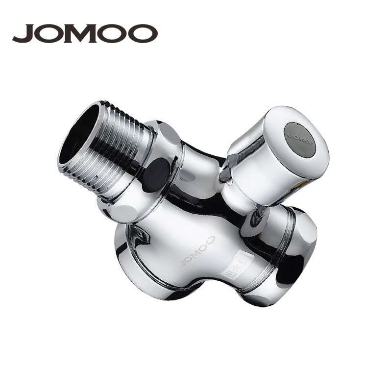 jomoo九牧 按键式延时便池冲洗阀图片