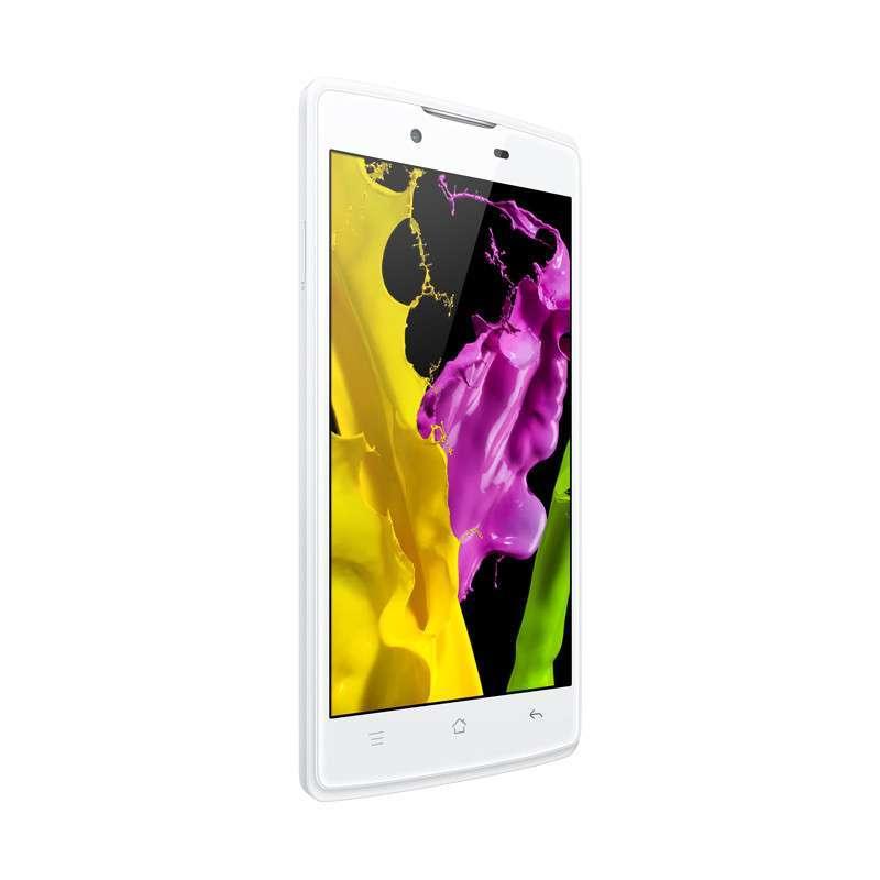 oppo r831s 4g手机 [白色]