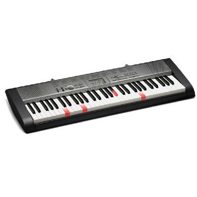 lk-125电子琴61键发光键盘