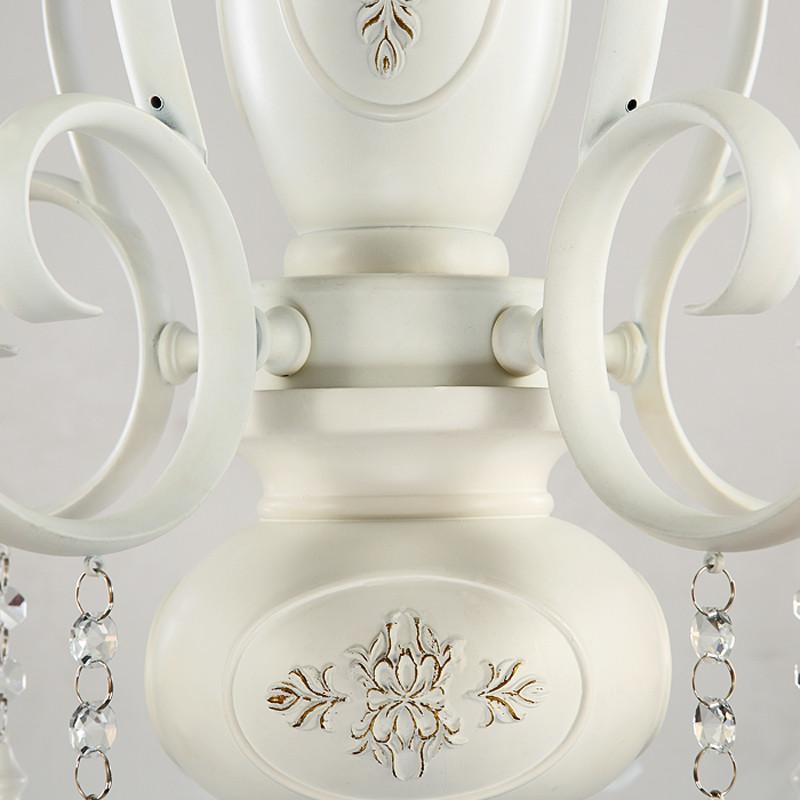 高端欧式吊灯奢华树脂客厅灯
