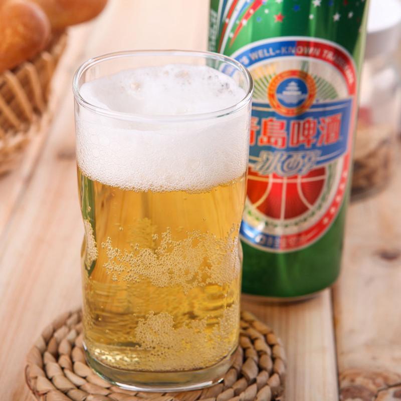 【】青岛啤酒冰醇10度听装330ml【报价