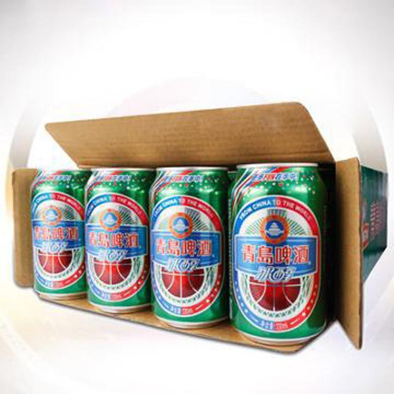 青岛啤酒冰醇10度听装330ml*24【报价
