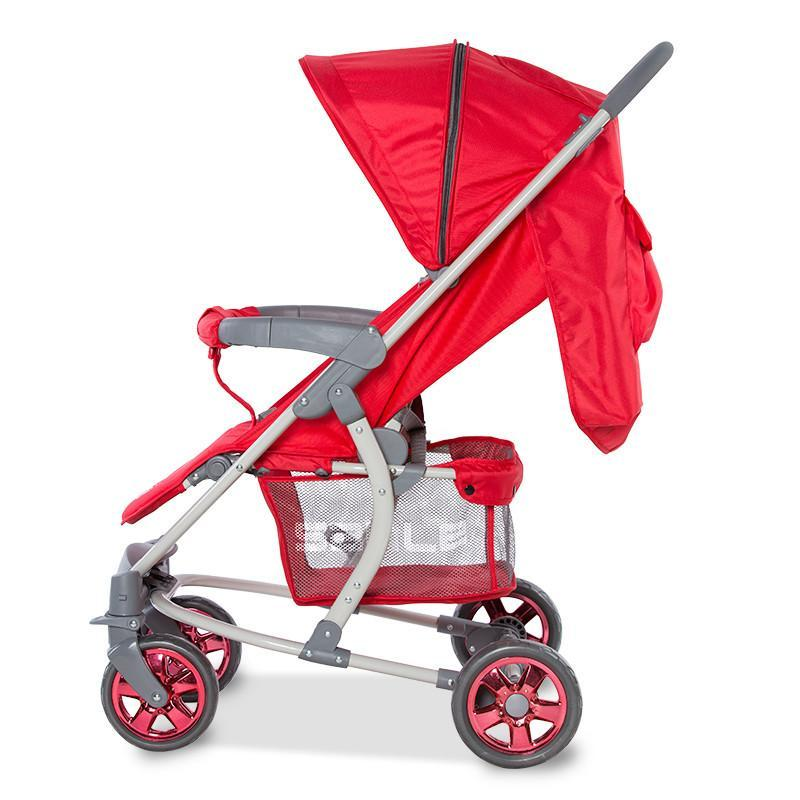 【三乐】三乐婴儿车sl461高景观婴儿推车坐躺折叠