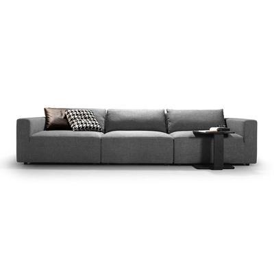 浅灰色欧式沙发布贴图