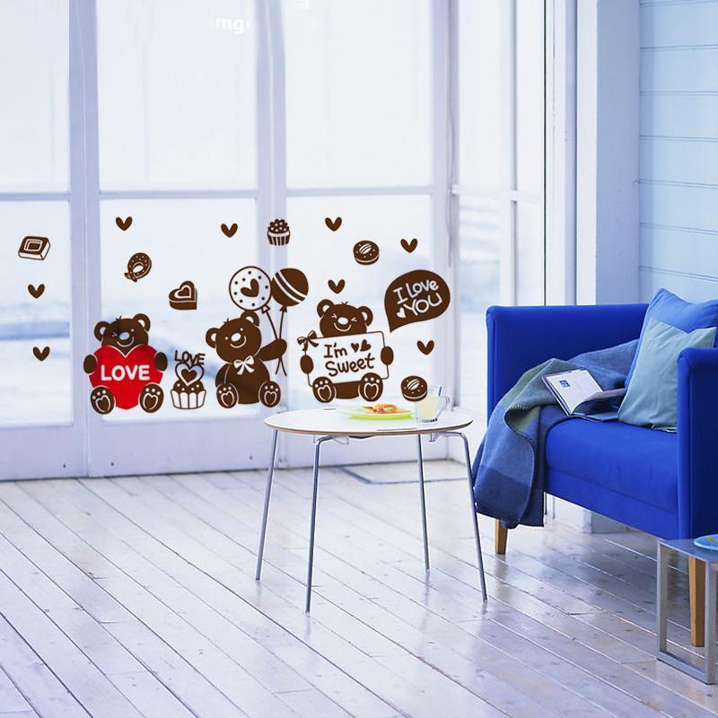 贝贝梦韩国进口 儿童房间墙装饰壁贴