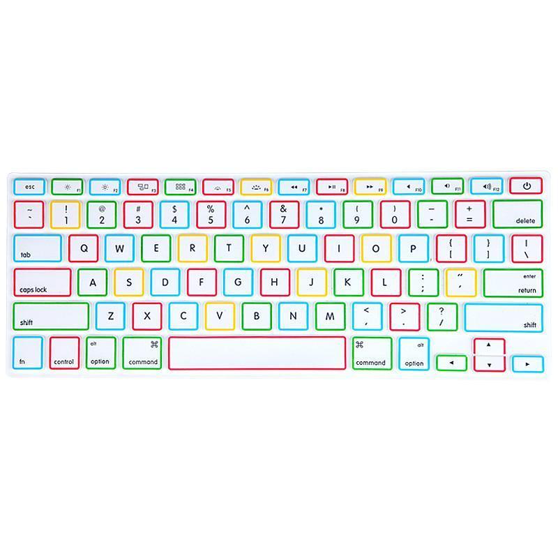 emotal/伊莫图 苹果笔记本键盘膜 macbook air夜光键盘膜 macbook pro