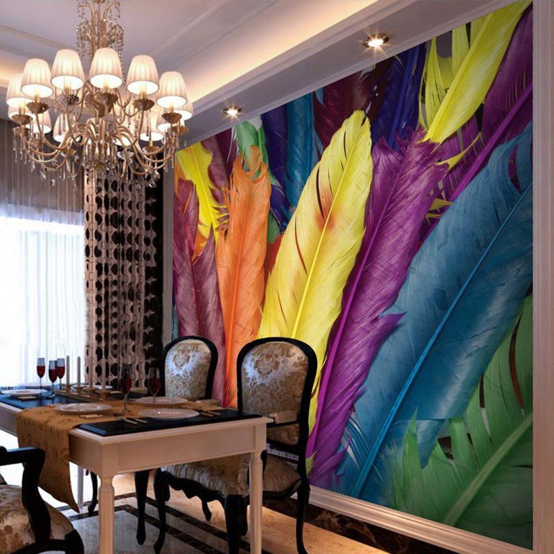 【米素】米素壁画 卧室客厅电视背景墙影视墙