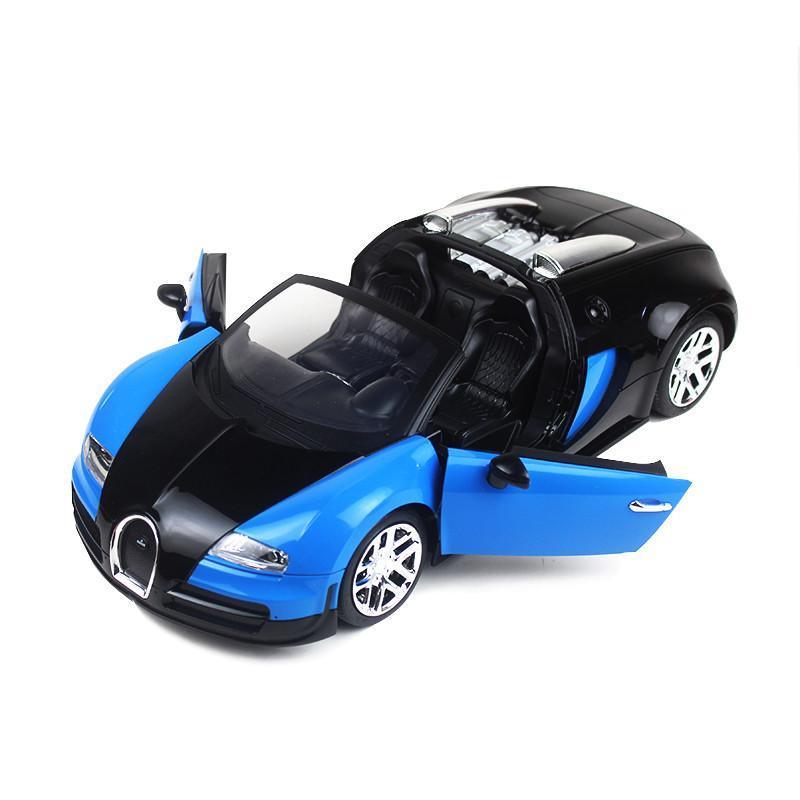【优莱客玩具】布加迪威龙遥控车模型儿童玩具车