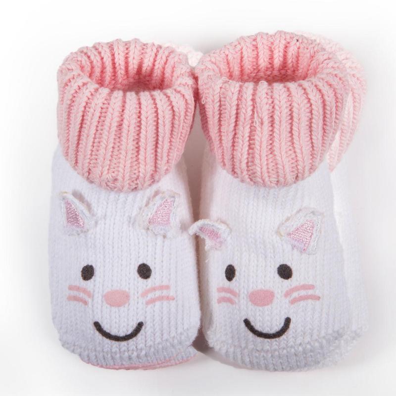 宝宝小熊手套的织法图解
