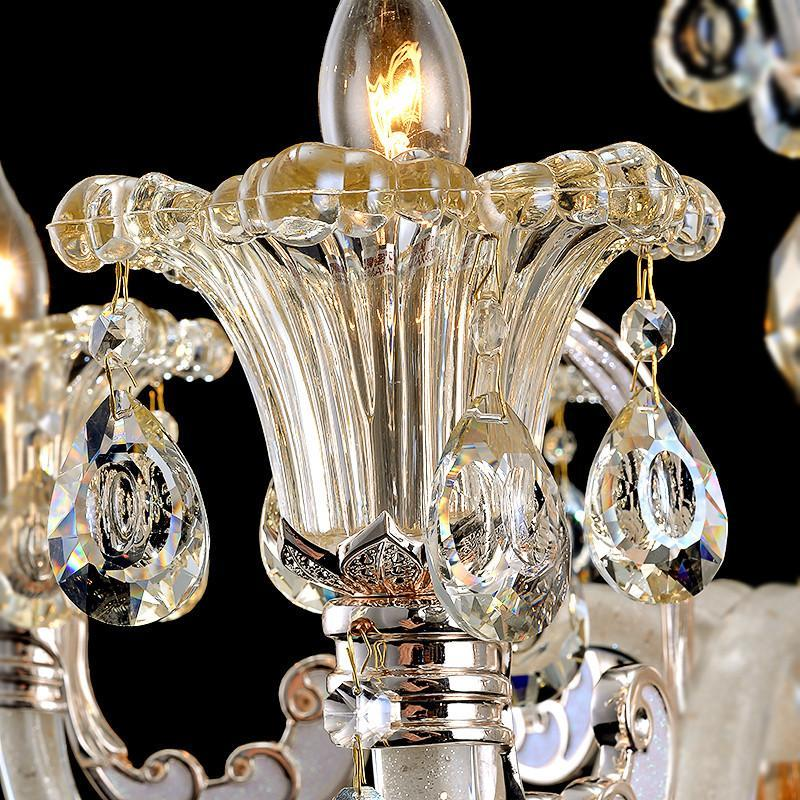 欧式水晶吊灯 时尚奢华卧室餐厅客厅灯具灯饰158 标准
