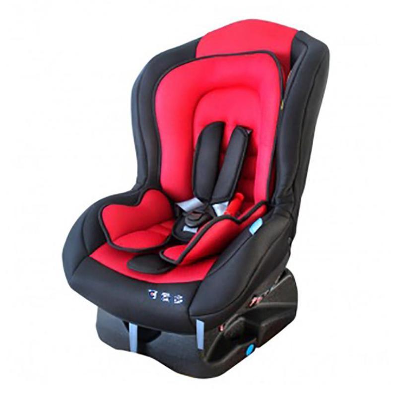 可爱多(cardele) 加厚儿童汽车安全座椅0-4岁五点式坐椅双向安装 兰