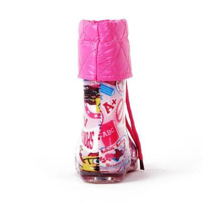 雨靴女童儿童雨鞋