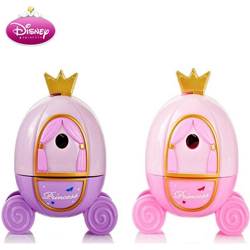 【迪士尼儿童用品】新款迪士尼公主可爱南瓜车削笔器