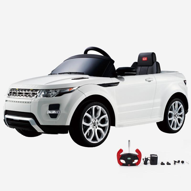 1:4儿童敞篷车电动车四轮宝宝