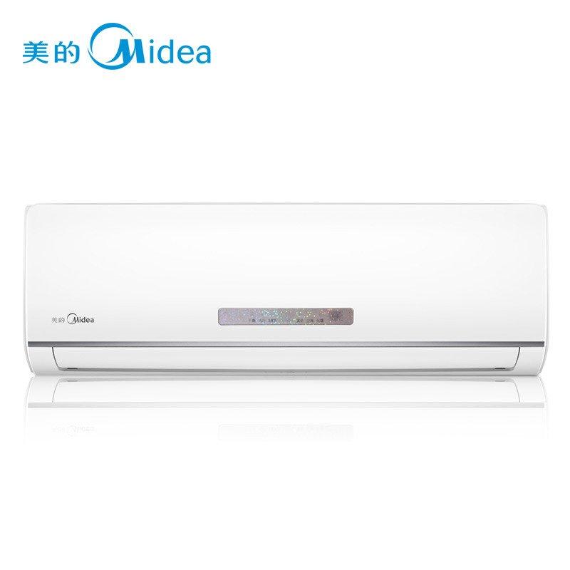 美的(Midea) 1.5匹 变频 静音除湿 冷暖 挂机空调 KFR-35GW/WPAA3