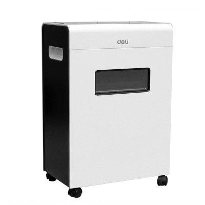 得力deli9901碎纸机 电动办公家用碎纸机 静音 全国联保 文件粉碎机