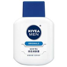 妮维雅(NIVEA)男士须后润肤露100g 保湿补水 新老包装随机发