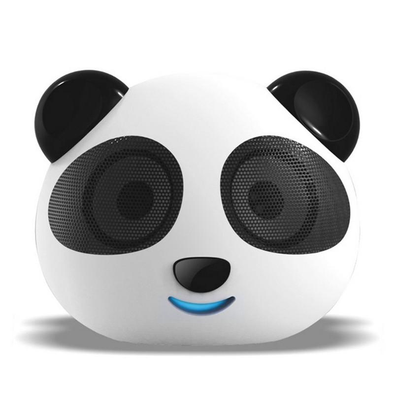 熊猫(PANDA) DS-180 卡通可爱猫头 插卡式 数码音箱