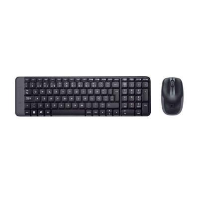 罗技(Logitech)MK220无线键鼠套装(920-003236)