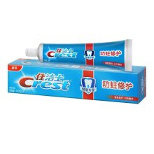 佳洁士防蛀修护牙膏(清新青柠香型)200克
