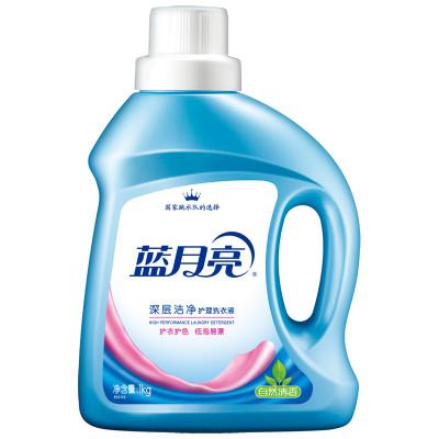 蓝月亮 深层洁净护理洗衣液(自然清香) 1kg/瓶