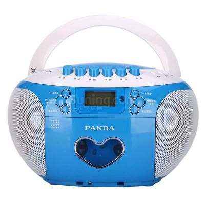 熊猫 便携式 DVD 复读播放机 CD-350 蓝