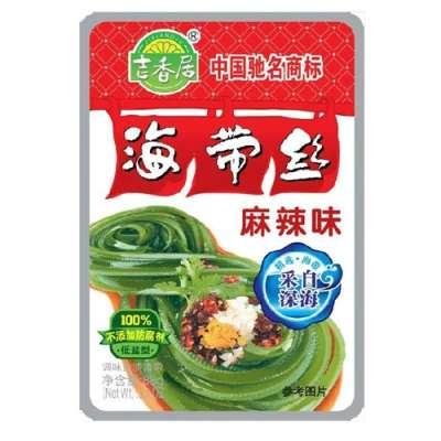 吉香居海帶絲麻辣味88g