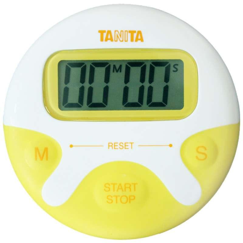 百利达计时器TD-391(黄色)