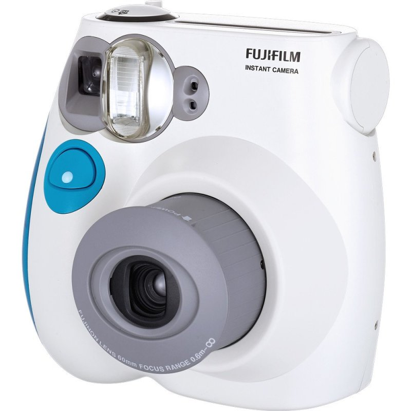 趣奇(checky)instax mini7s 蓝色 套装