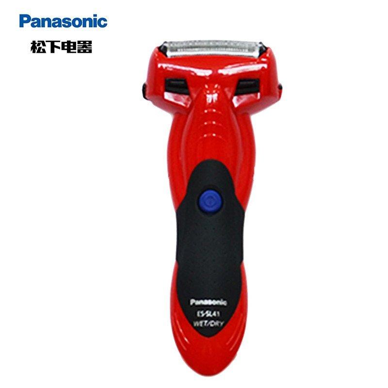 松下电动剃须刀 ES-SL41-R(红)