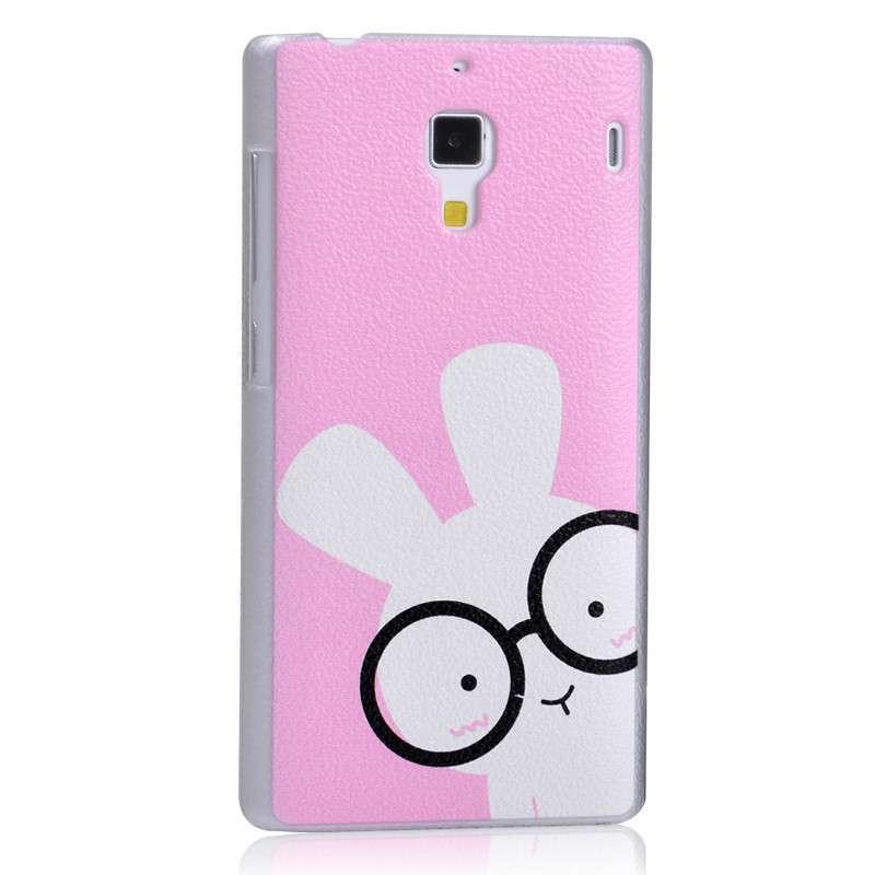 小米红米手机保护套 红米手机皮套壳 小米1s手机保护套壳 超薄韩国风