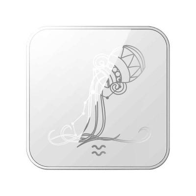 耐威IC-Pro 苹果蓝牙防丢器 白色(水瓶座)