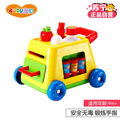 AUBY 澳贝 运动系列 手指总动员 塑料玩具 50块以下(块数) 6-12个月 463314DS