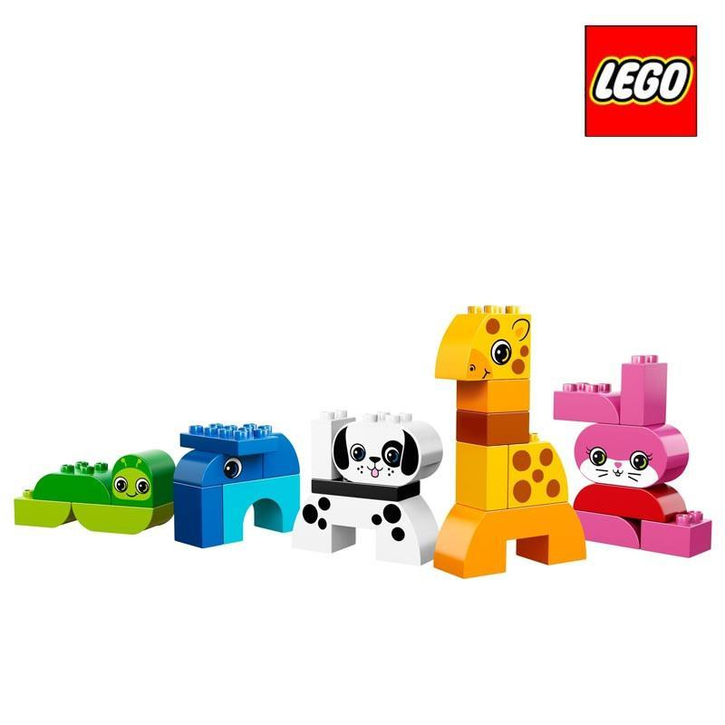 lego 乐高得宝创意系列动物组 10573